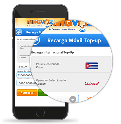 App - Mobile Recharge
